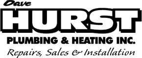 Dave Hurst Plumbing Logo